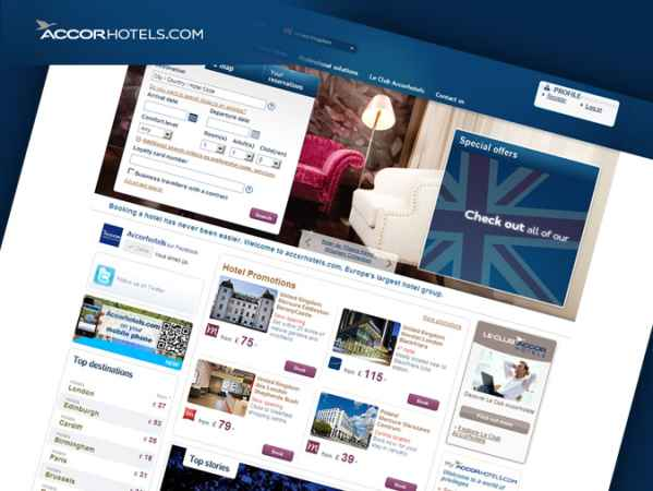 Accor lanza  Smart Meetings Deals