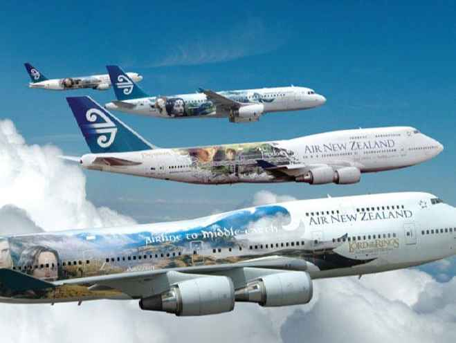 Air New Zealand nombrada Aerolínea del Año por AirlineRatings
