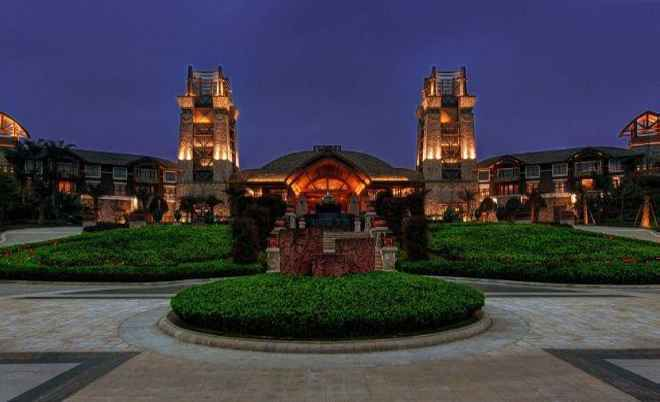 Anantara inaugura el tercer resort en China, Anatara Emei Resort & Spa