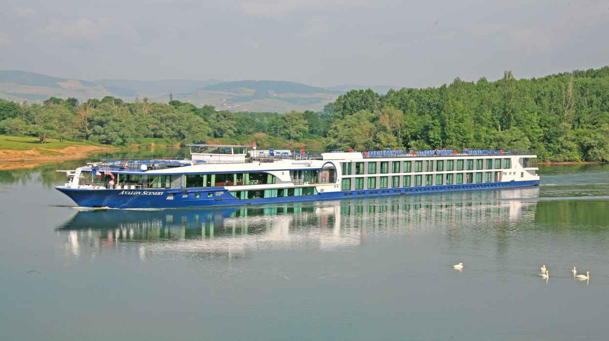 Avalon Waterways Avalon Scenery