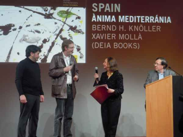 Un libro valenciano logra el premio en la World Cookbook Awards
