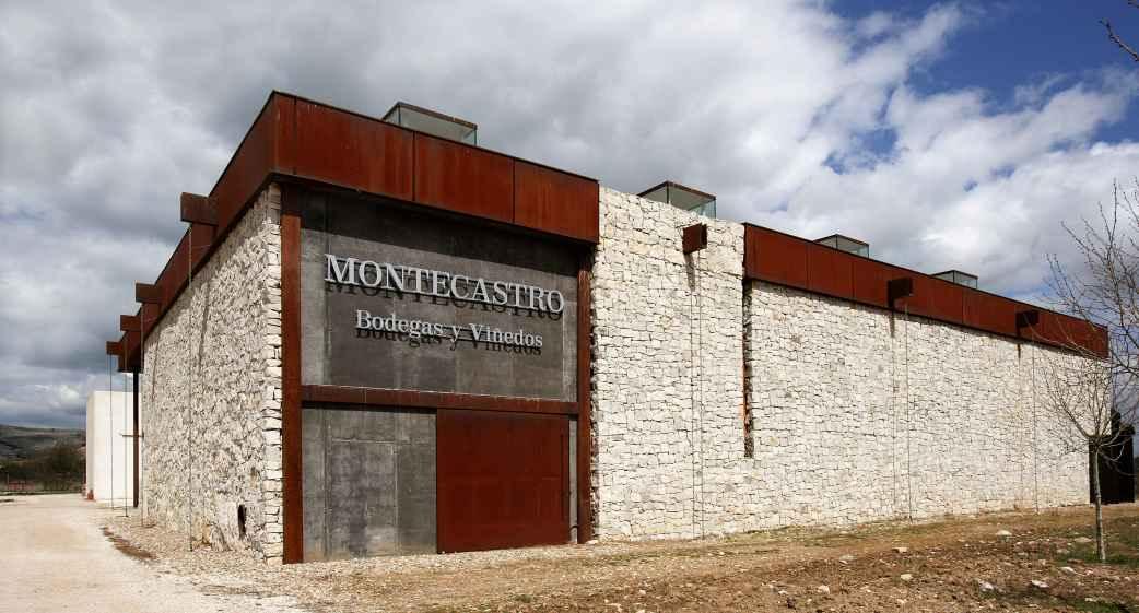 Bodegas montecastro bodegas ruta del vino ribera duero - Diseno de bodegas ...