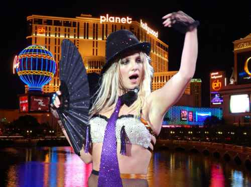 Britney Spears revela su residencia en Planet Hollywood Las Vegas