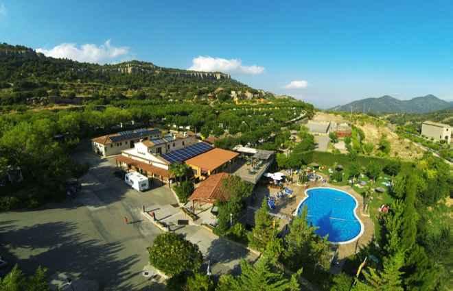 La agencia catalana de turismo reconoce a 2 campings de - Camping interior tarragona ...