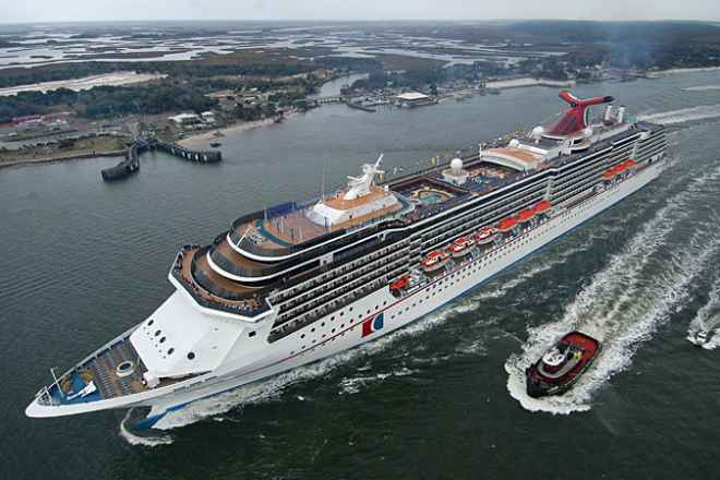 Mazatln Anuncia La Vuelta De La Flota De Carnival Cruise