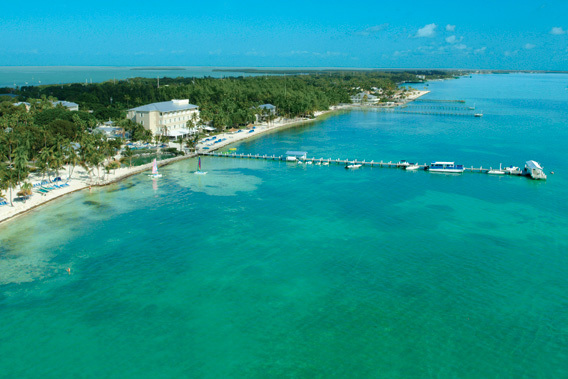 Cheeca Lodge & Spa - Islamorada, Florida Keys - Hotel Resort- Vista aerea