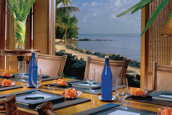 Cheeca Lodge & Spa - Islamorada, Florida Keys - Hotel Resort- restaurante vista al mar