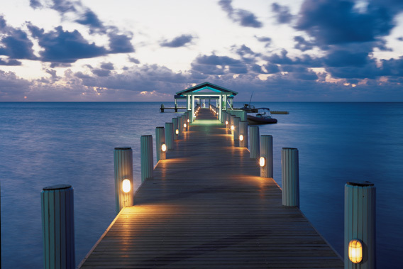 Cheeca Lodge & Spa - Islamorada, Florida Keys - Hotel Resort- embarcadero privado