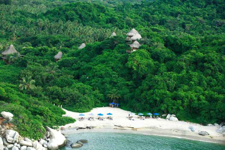 Colombia coloca dos playas entre los World Travel Awards