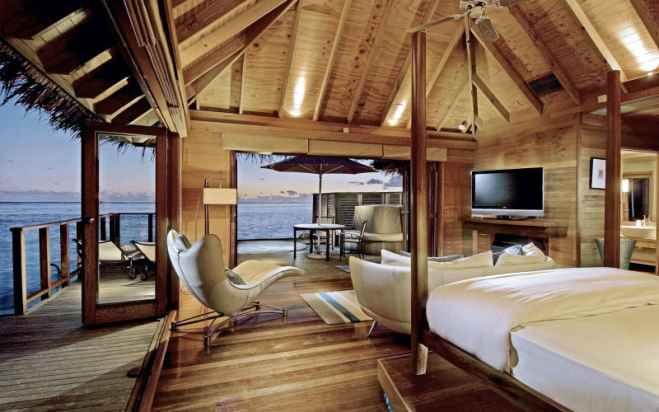 Conrad maldives introduce nuevas villas familiares sobre for Conrad maldives precios