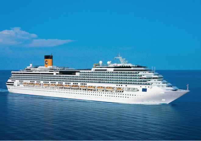 Costa Cruises y Central Holidays lanzan Costa Cruises Tours