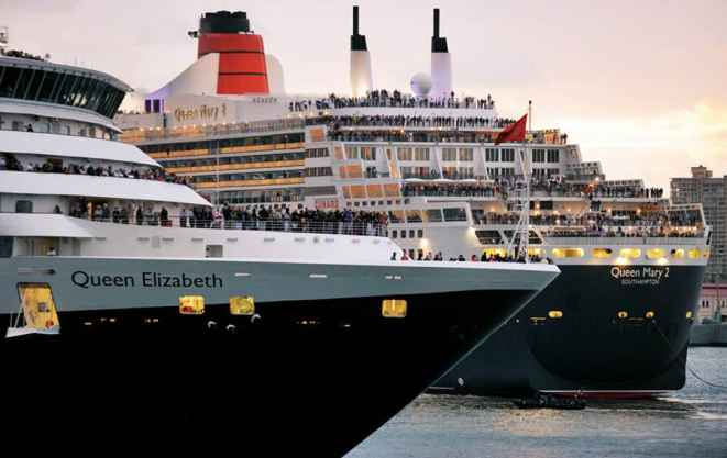 Cunard trae la experiencia The Beatles a bordo de sus cruceros