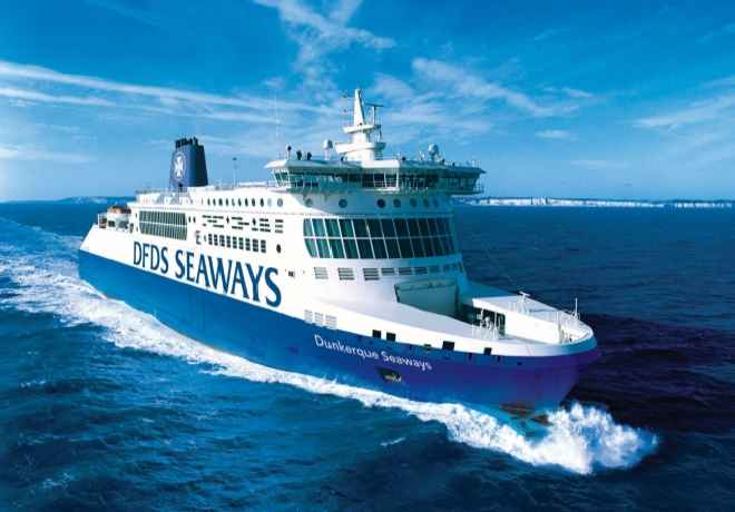 DFDS Seaways coronado por los  World Travel Awards