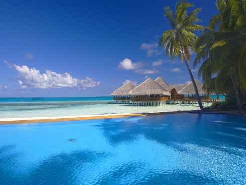 Diva maldives nombrado mejor resort de lujo en la playa en for Mejores resorts maldives