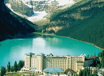 Fairmont Chateau Lake Louise, Canadá