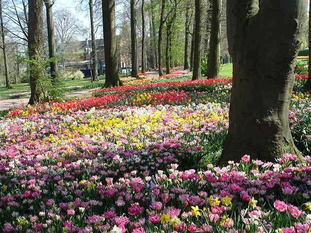 Viajar en primavera a los jardines m s espectaculares de for Jardines espectaculares