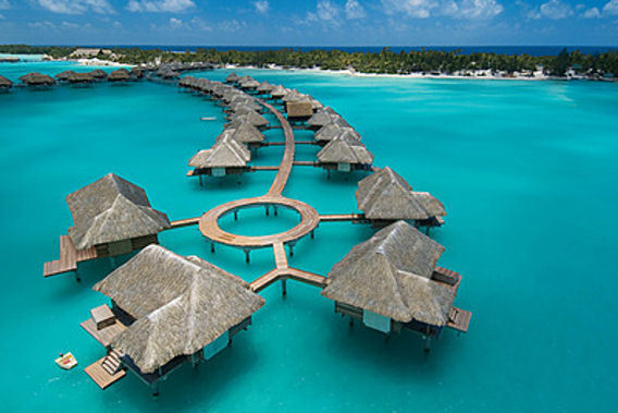Four Seasons Resort Bora Bora, Polinesia Francesa - Resort de 5 estrellas de lujo