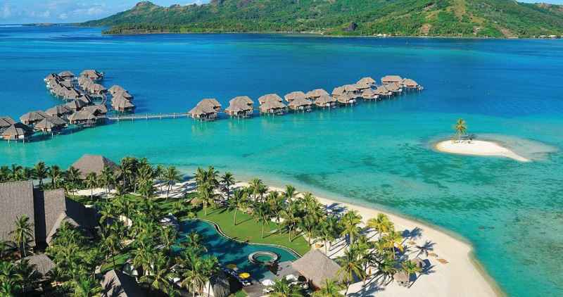 Four Seasons Resort Bora Bora presenta el Menú Romance