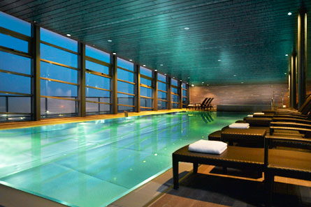 Hotel Grand Hyatt Berlin - Zona Spa