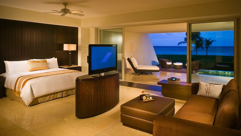 Resort Grand Velas Riviera Mexicana Suite