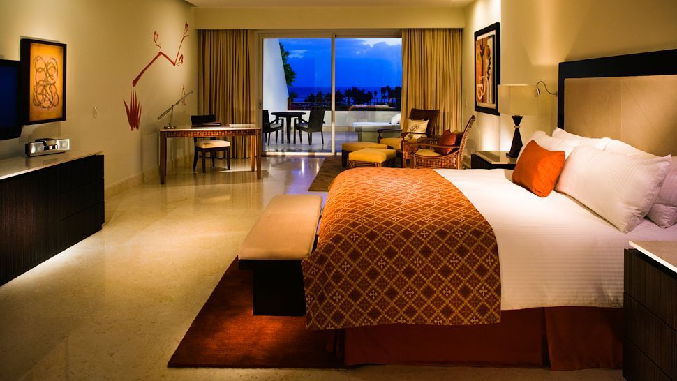 REsort Grand Velas Riviera Mexicana Suite superior