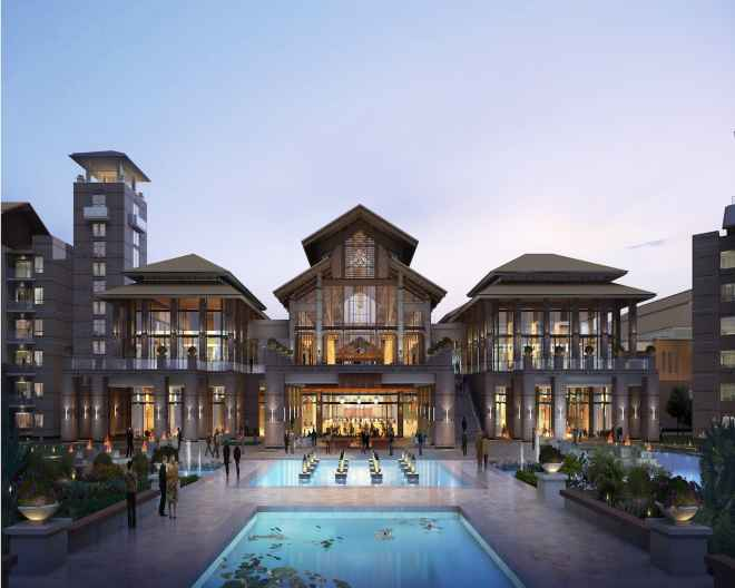 Hilton Worldwide anuncia la apertura del Hilton Wuhan Optics Valley
