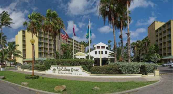 IHG completa la renovación del  Holiday Inn Resort Aruba
