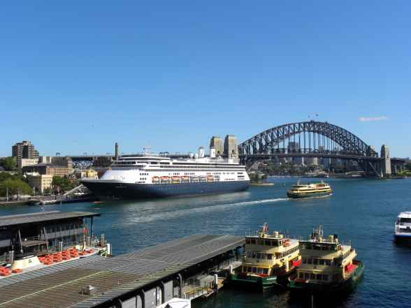 Holland America agrega a su web 325 videos sobre puertos y excursiones