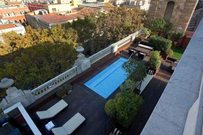 Trivago los 7 mejores hoteles de espa a con piscina en suite - Suite con piscina privada madrid ...