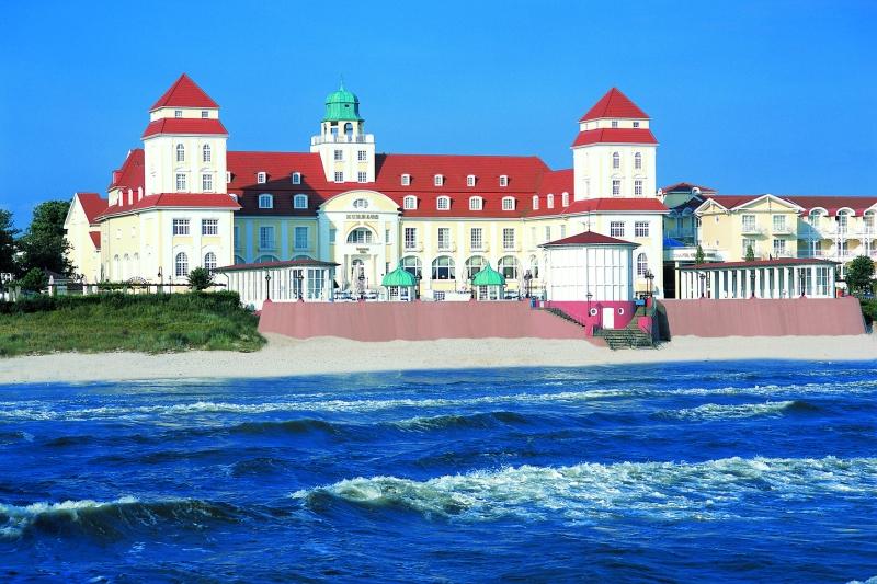 de hoteles de alemania: