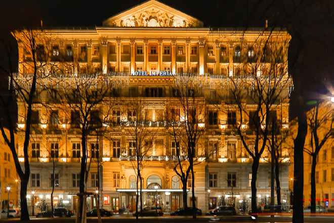 The Luxury Collection celebra el 140 aniversario del  Hotel Imperial Viena