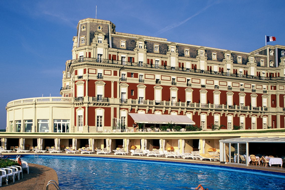 Viajaratope Resort Spa Hotel Du Palais Biarritz