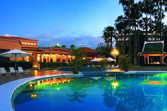 Hotel botanico spa islas canarias - Hotel 7 islas en madrid ...