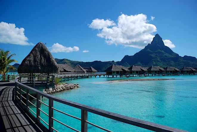 InterContinental Bora Bora Resort premiado por Global Traveler