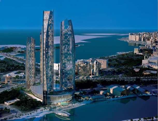 "Jumeirah at Etihad Towers inaugura el restaurante japonés ""Tori No Do """