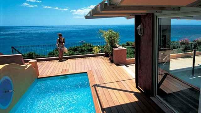 Una encuesta revela los hoteles de lujo m s caros del mundo for Top 20 luxury hotels in the world