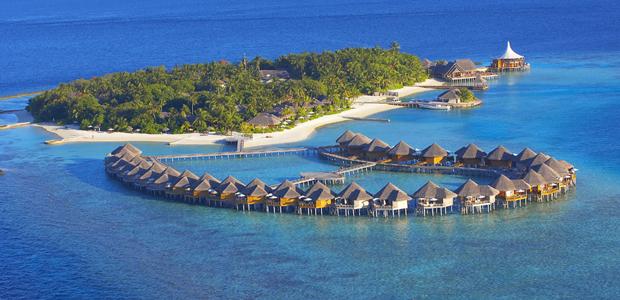 Luxury resort baros maldivas elegido como el mejor hotel for El mejor hotel de islas maldivas