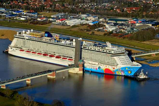 Norwegian Cruise Line introduce el programa NEXT