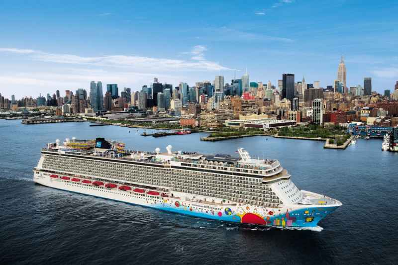 Norwegian Cruise Line se asocia con los New York Knicks
