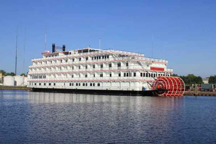 "American Cruise Lines presenta al crucero fluvial ""Queen of the Mississipi"""