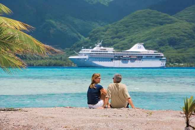 Paul Gauguin Cruises ofrece su paquete Take Your Sweetie to Tahití