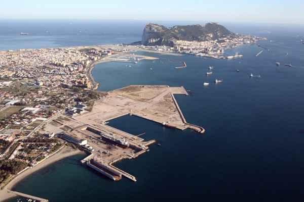 Puerto bah a de algeciras en misi n comercial a dinamarca - Puerto de algeciras hoy ...