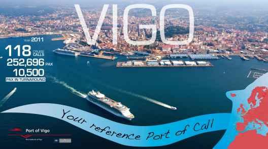 Vigo viaja a miami para promocionarse entre los operadores - Puerto de vigo cruceros ...