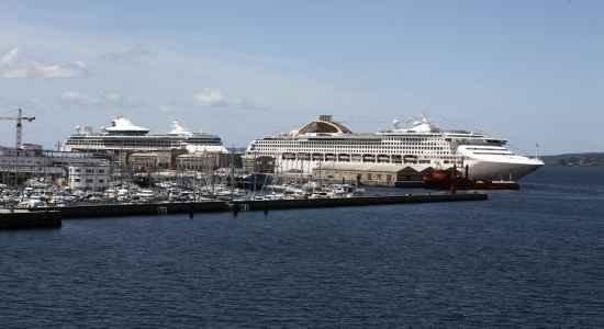 El puerto de vigo afianza su posici n como gran puerto - Puerto de vigo cruceros ...