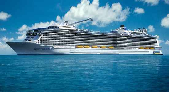 Royal Caribbean presenta los itinerarios del Quantum of the Seas