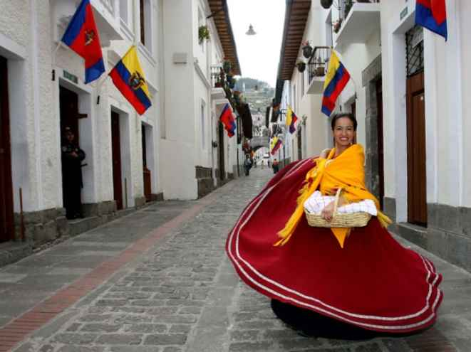 Quito World Travel Awards, un paseo por La Ronda