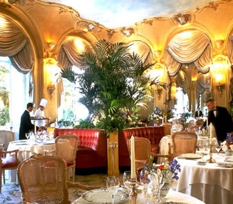 Restaurante Hotel Ritz Paris