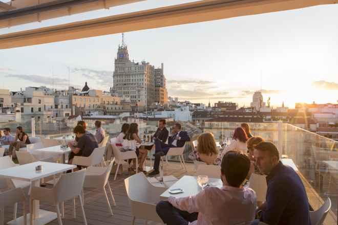 Trivago presenta los 10 mejores hoteles para brunch en espa a for Room mate oscar piscina