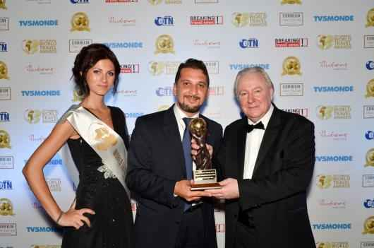 SWISS Business Class gana los World Travel Awards Europa 2013
