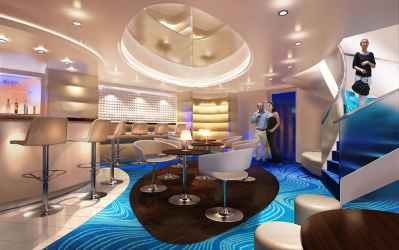 The Haven Deluxe Owner's Suite ba�o